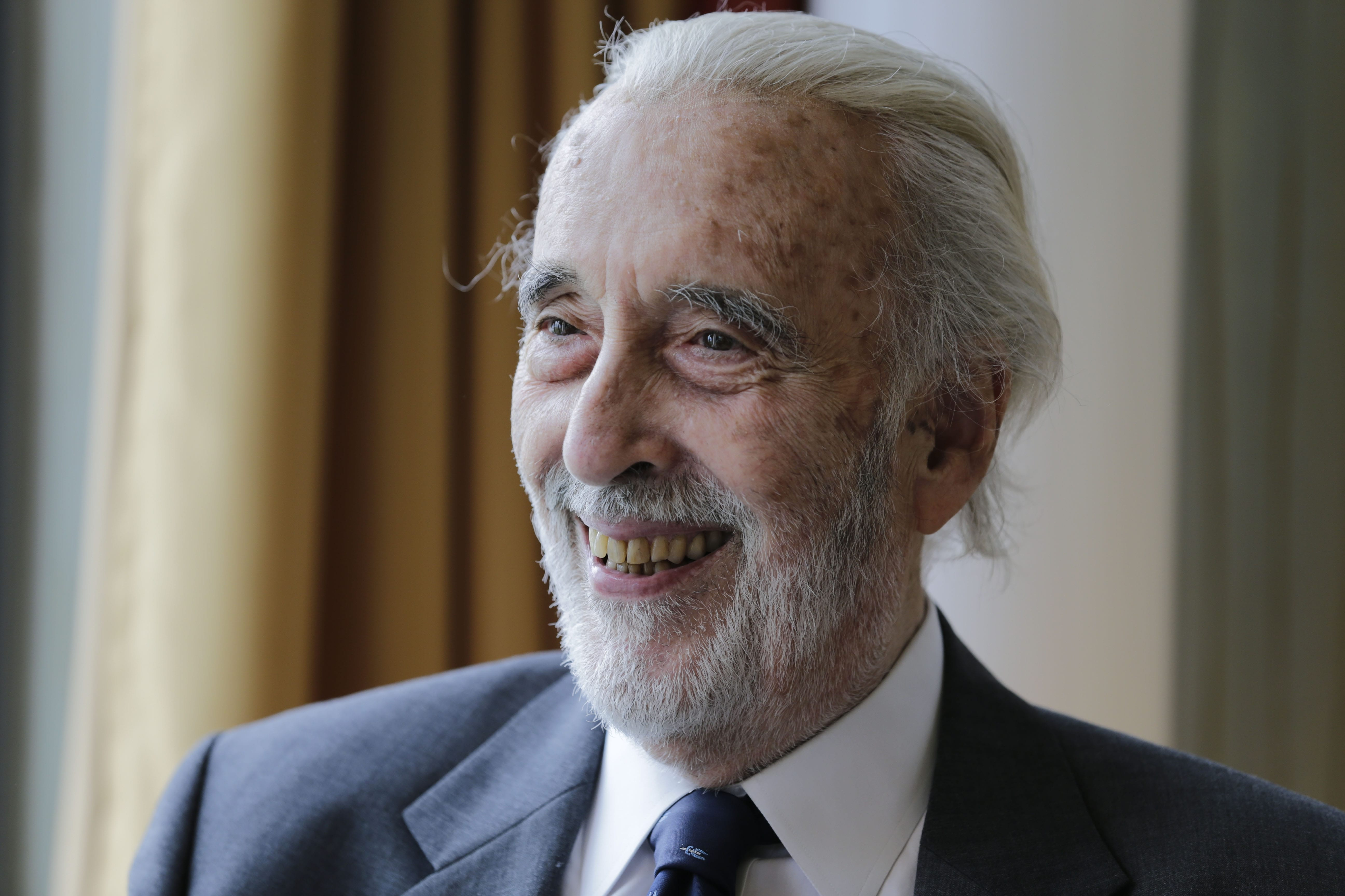 Christopher Lee HD picturesChristopher Lee HD pictures
