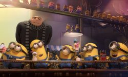 Despicable Me 3 Background