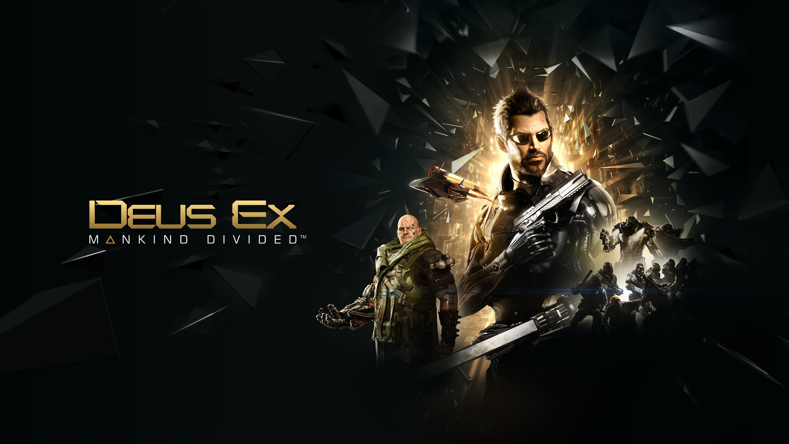 Deus Ex Mankind Divided HD pictures