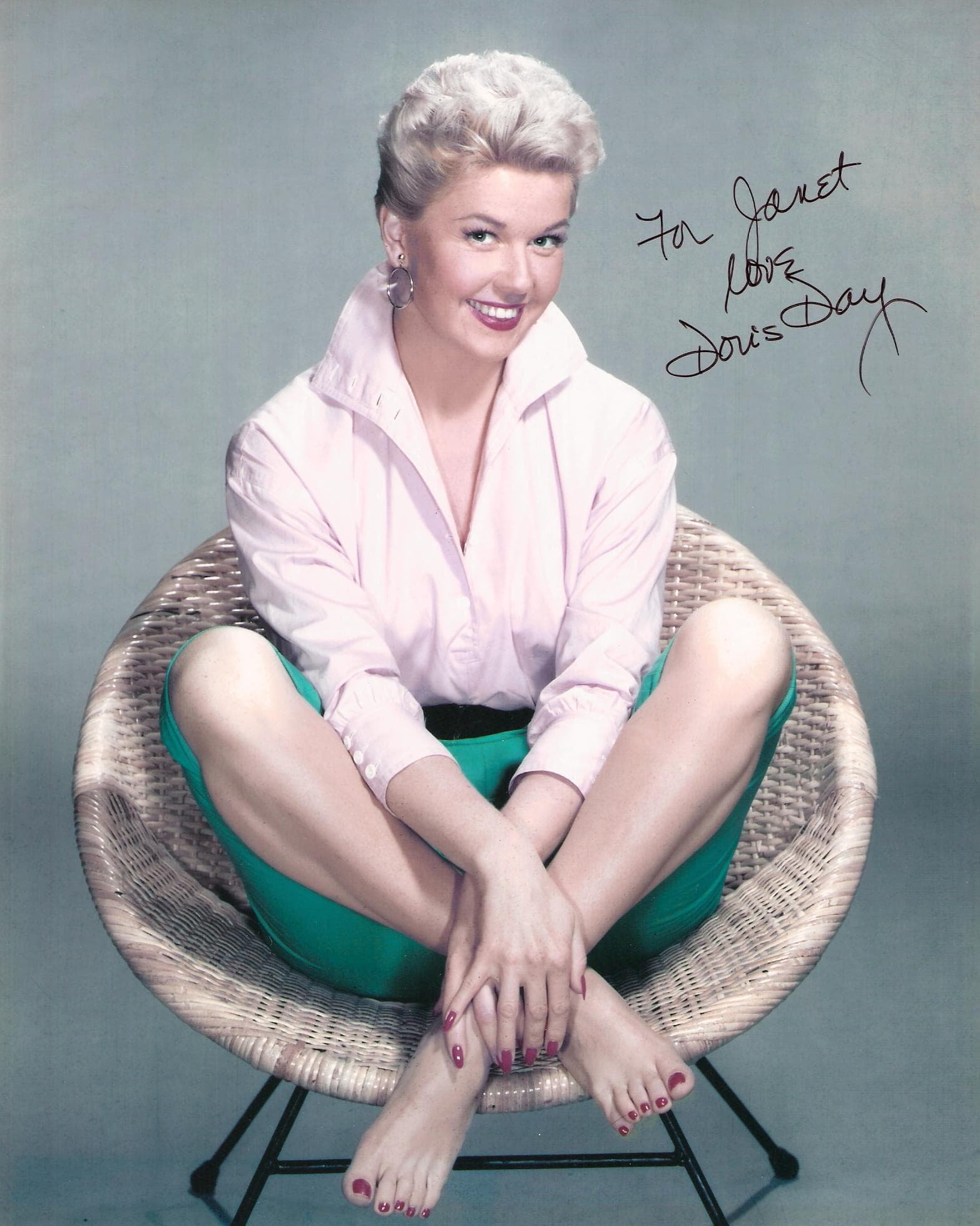 Doris Day Wallpaper