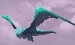 Dota 2 : Winter Wyvern HD pictures