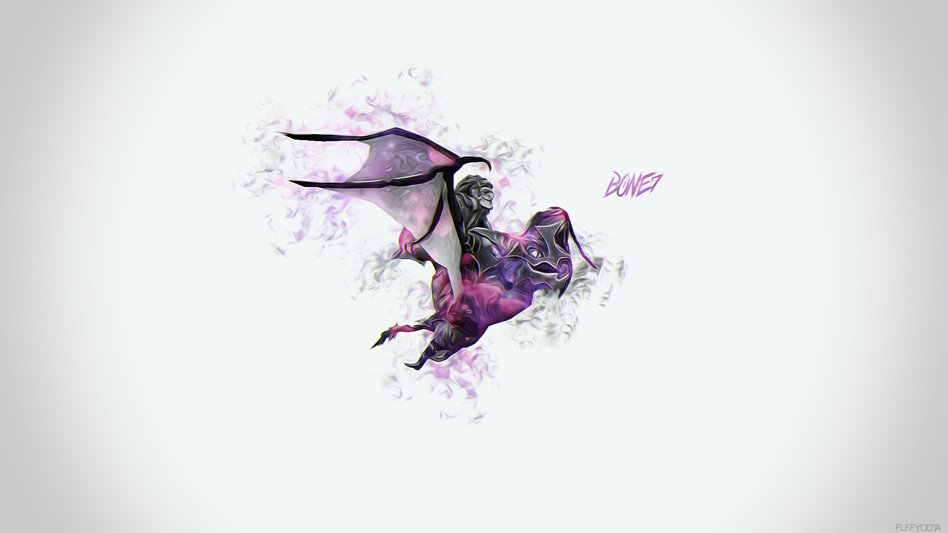 Dota2 : Batrider widescreen wallpapers