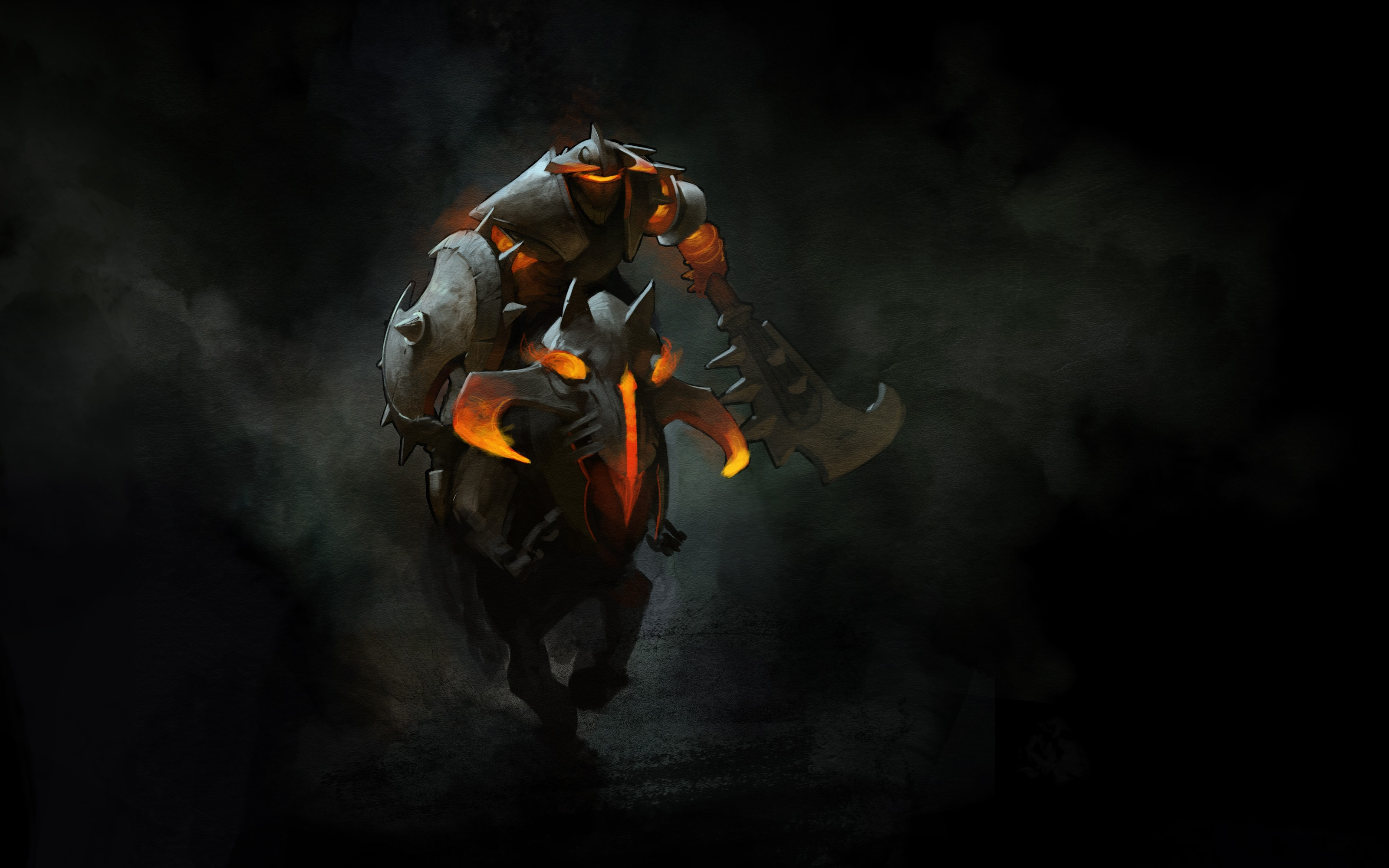 Dota2 : Beastmaster Backgrounds