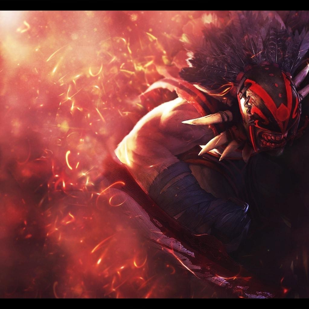 Dota2 : Bloodseeker widescreen wallpapers