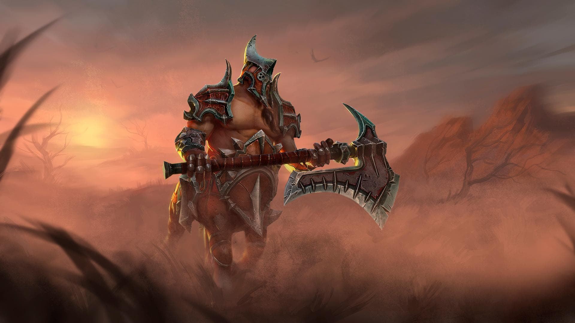 Dota2 : Centaur Warrunner HD pictures