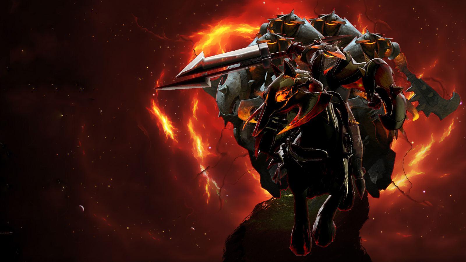 Dota2 : Chaos Knight widescreen wallpapers