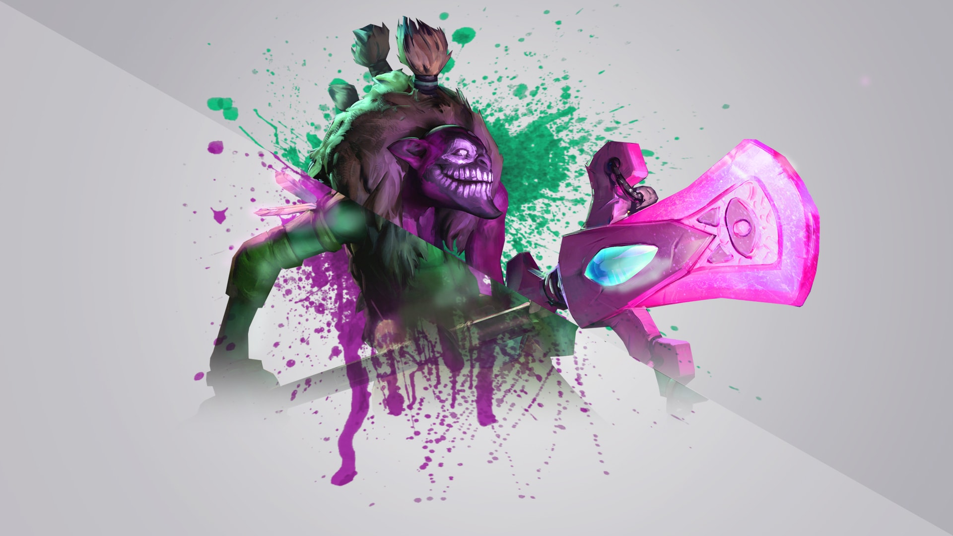 Dota2 : Dazzle widescreen wallpapers