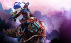 Dota2 : Disruptor widescreen wallpapers