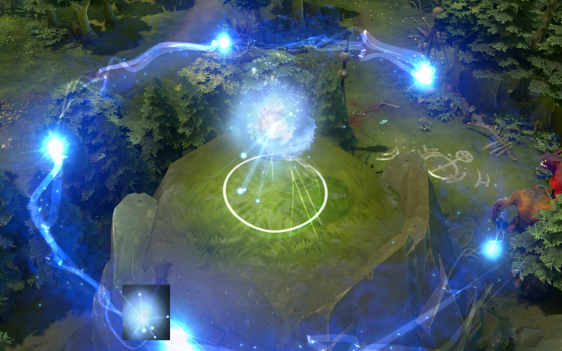Dota2 : Io HD pictures
