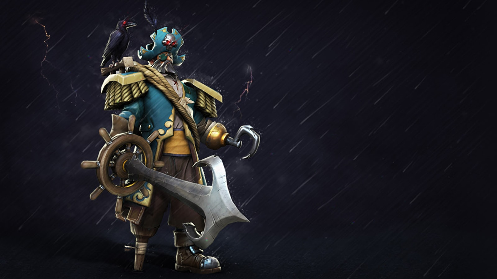 Dota2 : Kunkka full hd wallpapers