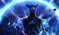 Dota2 : Leshrac widescreen wallpapers