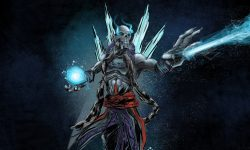 Dota2 : Lich widescreen wallpapers