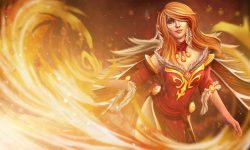 Dota2 : Lina HD pictures