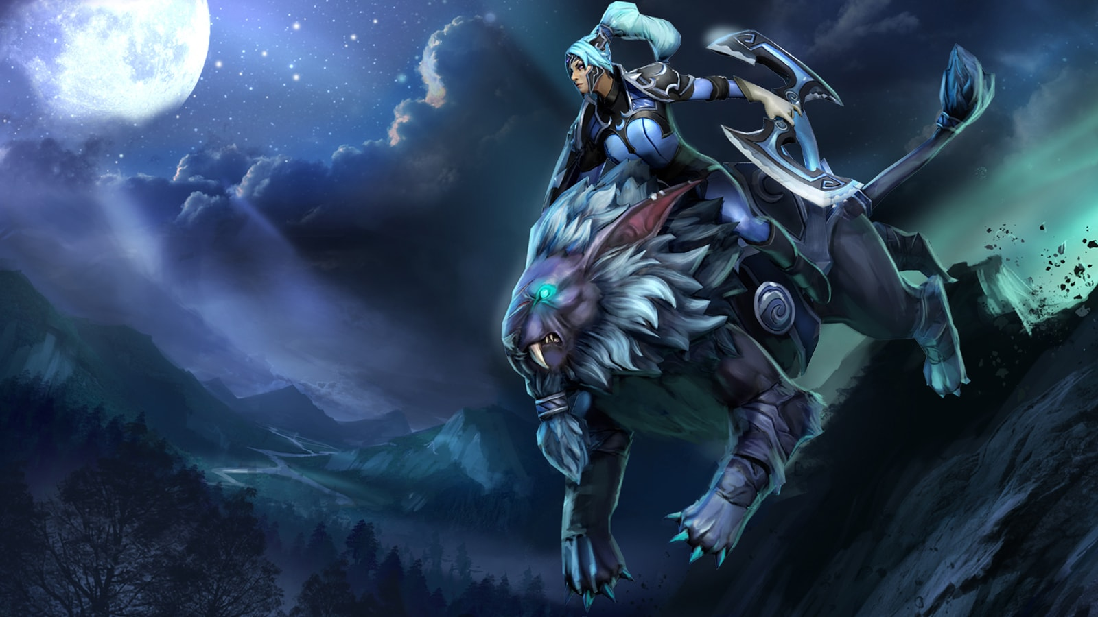 Dota2 : Luna HD pictures