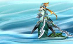 Dota2 : Naga Siren HD pictures