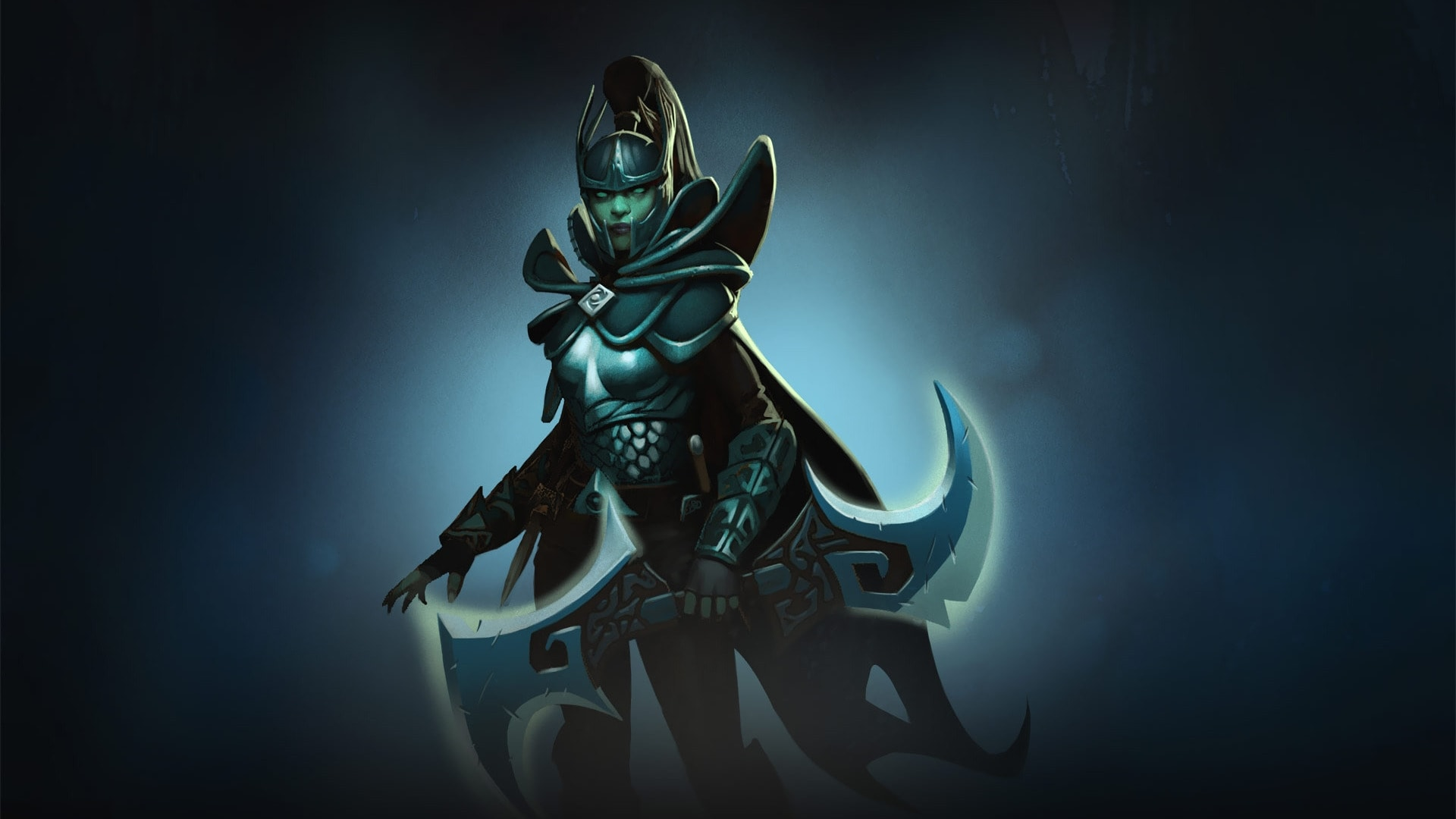 Dota2 : Phantom Assassin widescreen wallpapers