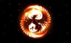 Dota2 : Phoenix Wallpaper