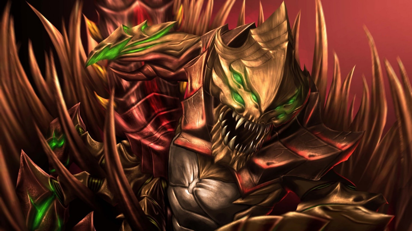 Dota2 : Sand King widescreen wallpapers
