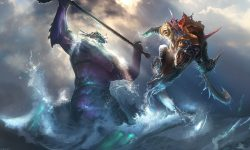 Dota2 : Slardar widescreen wallpapers