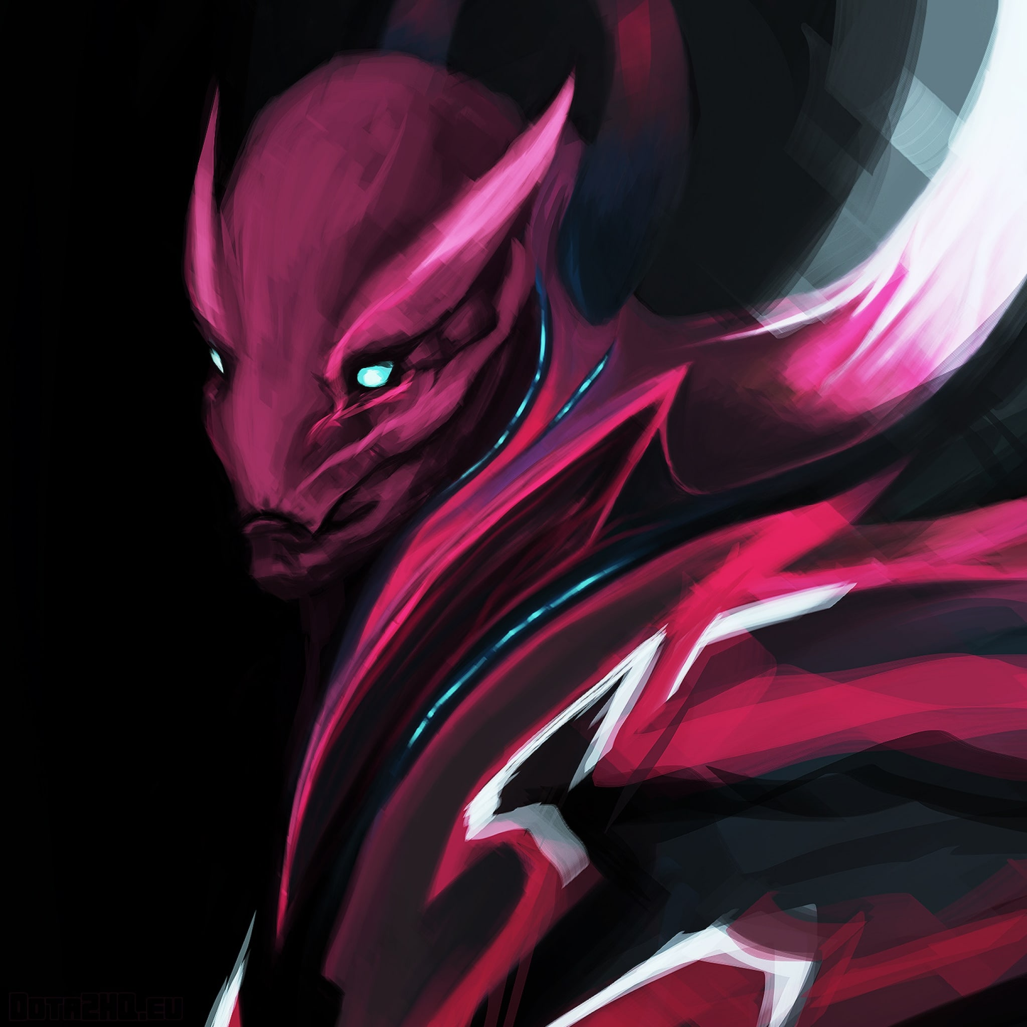 Dota2 : Spectre widescreen wallpapers