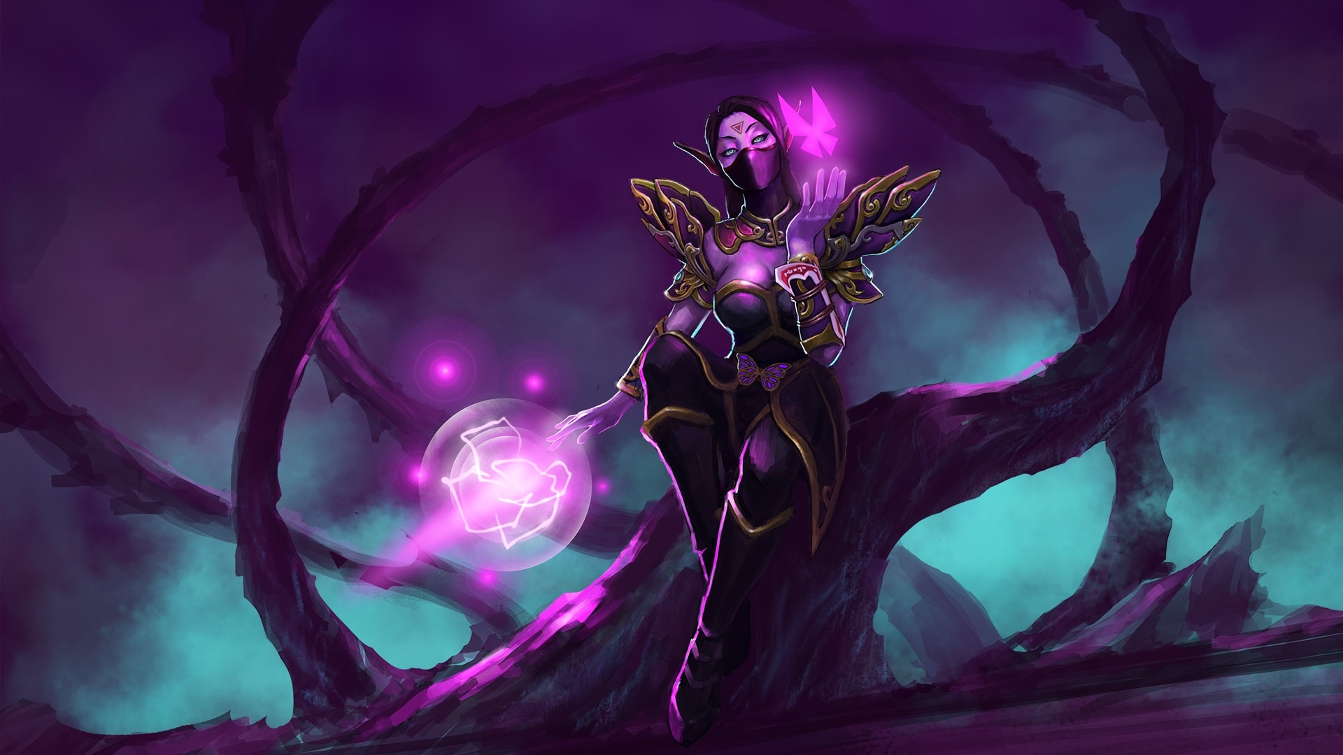 Dota2 : Templar Assassin HD pictures