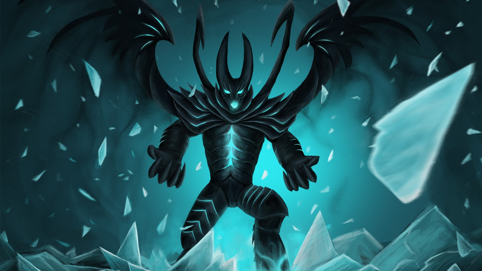 Dota2 : Terrorblade widescreen wallpapers