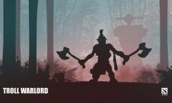 Dota2 : Troll Warlord Pictures