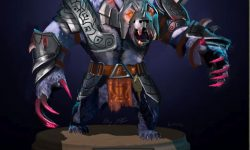 Dota2 : Ursa HD pictures
