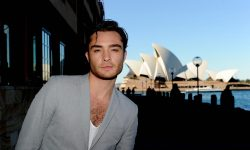 Ed Westwick HD pictures