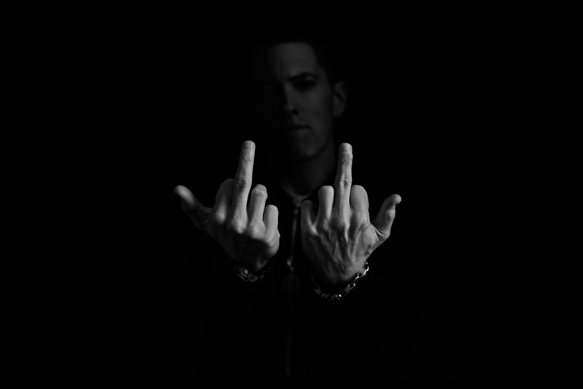 Eminem widescreen for desktop