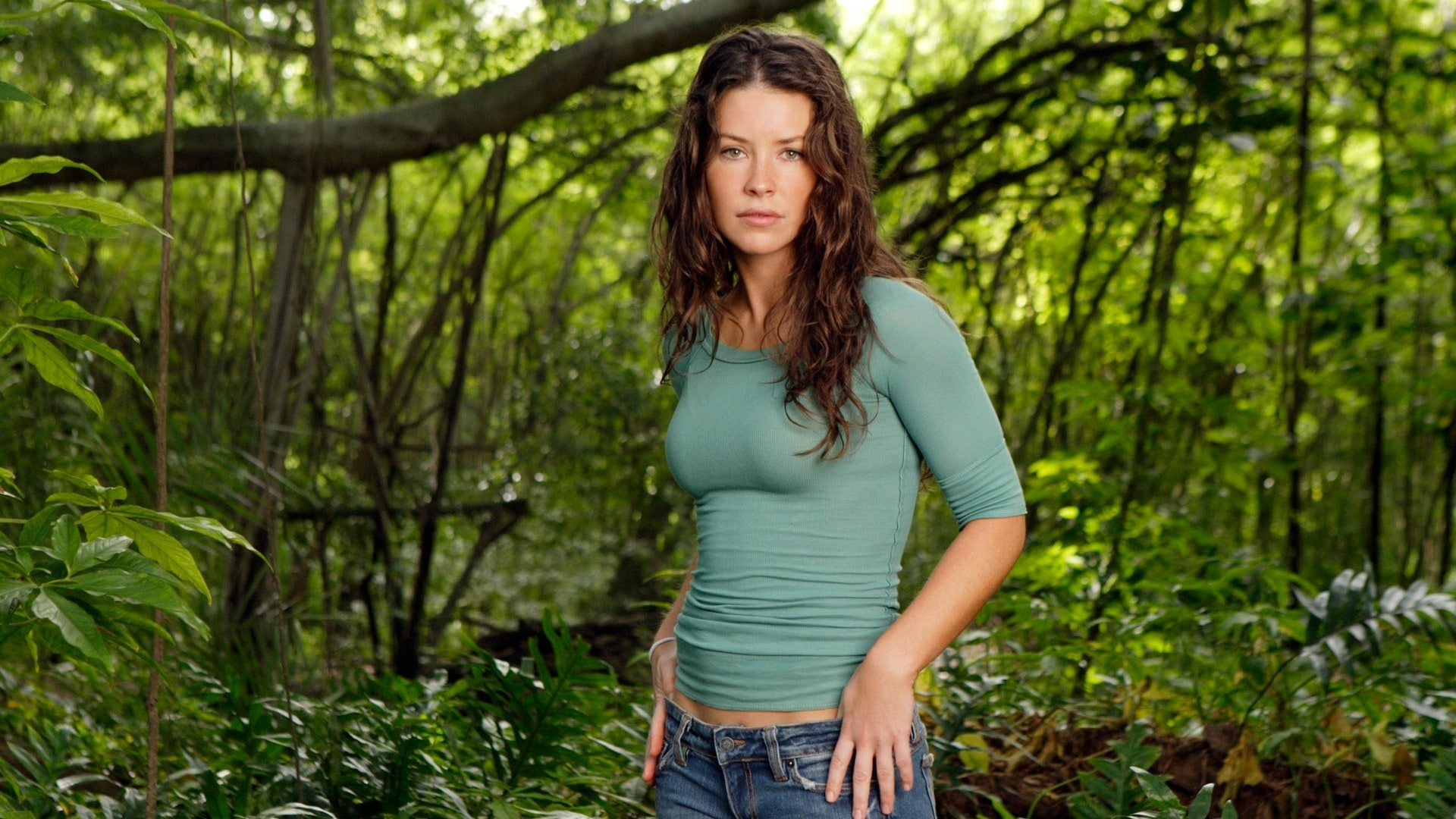 Evangeline Lilly HD pictures