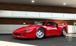 Ferrari F40 HD pictures