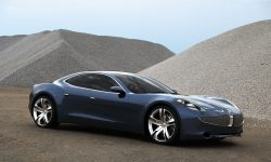 Fisker Karma HD pictures