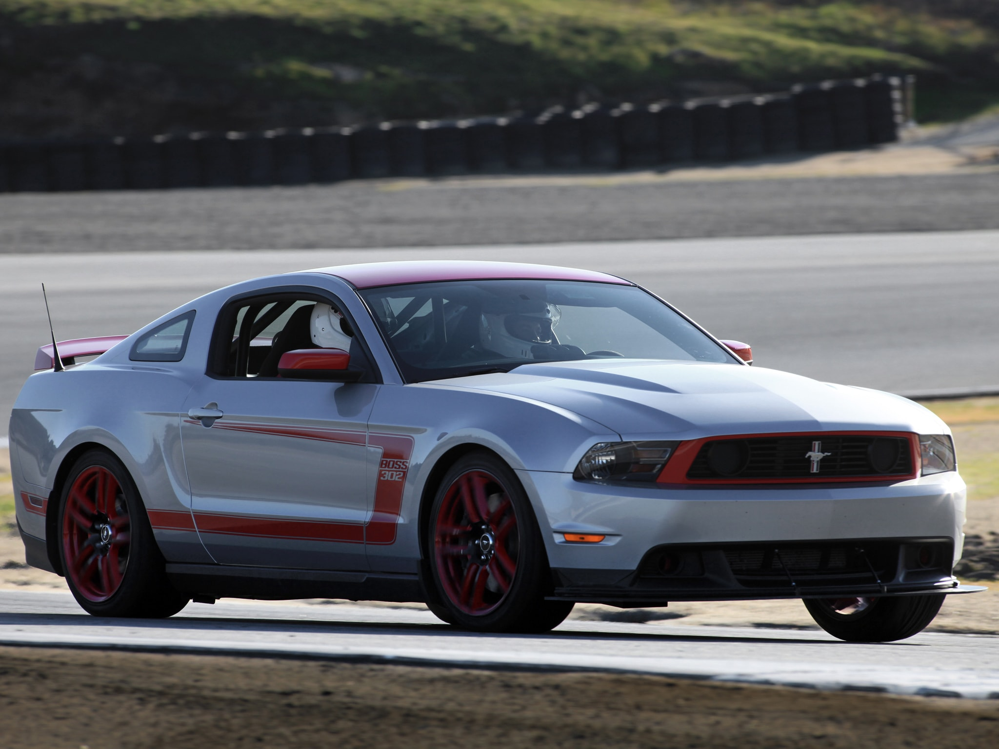 Ford Mustang Boss 302 Laguna Seca HD pictures