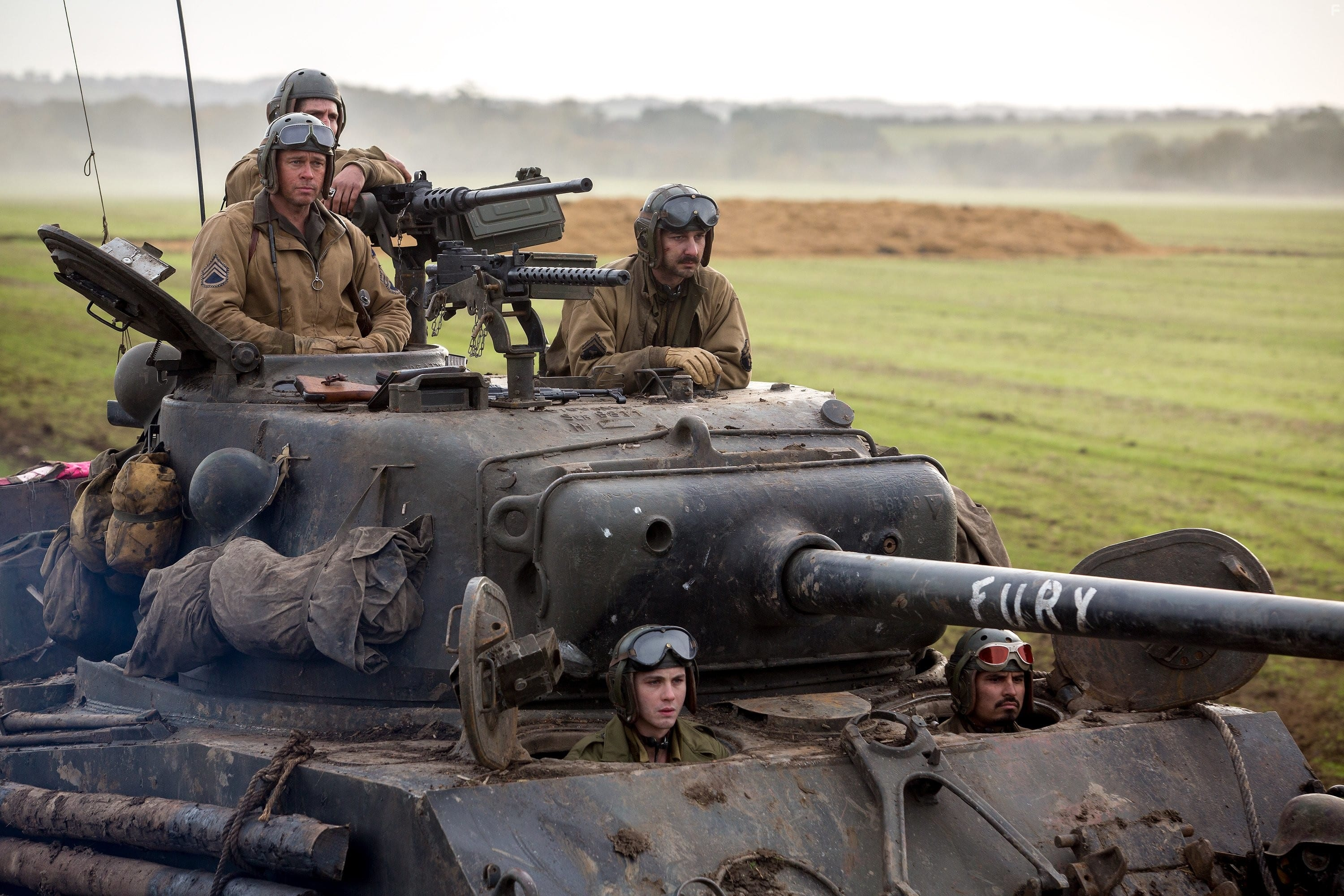 Fury HD pictures