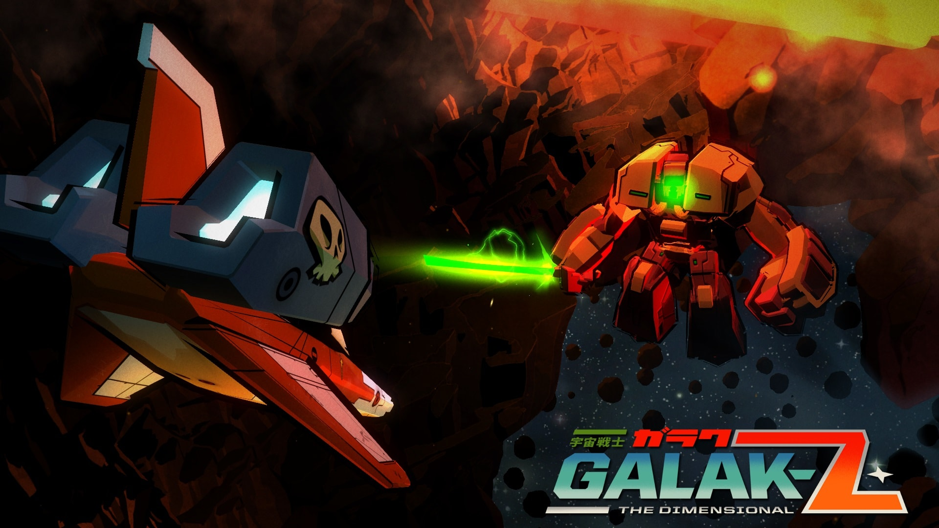 Galak-Z: The Dimensional HD pictures