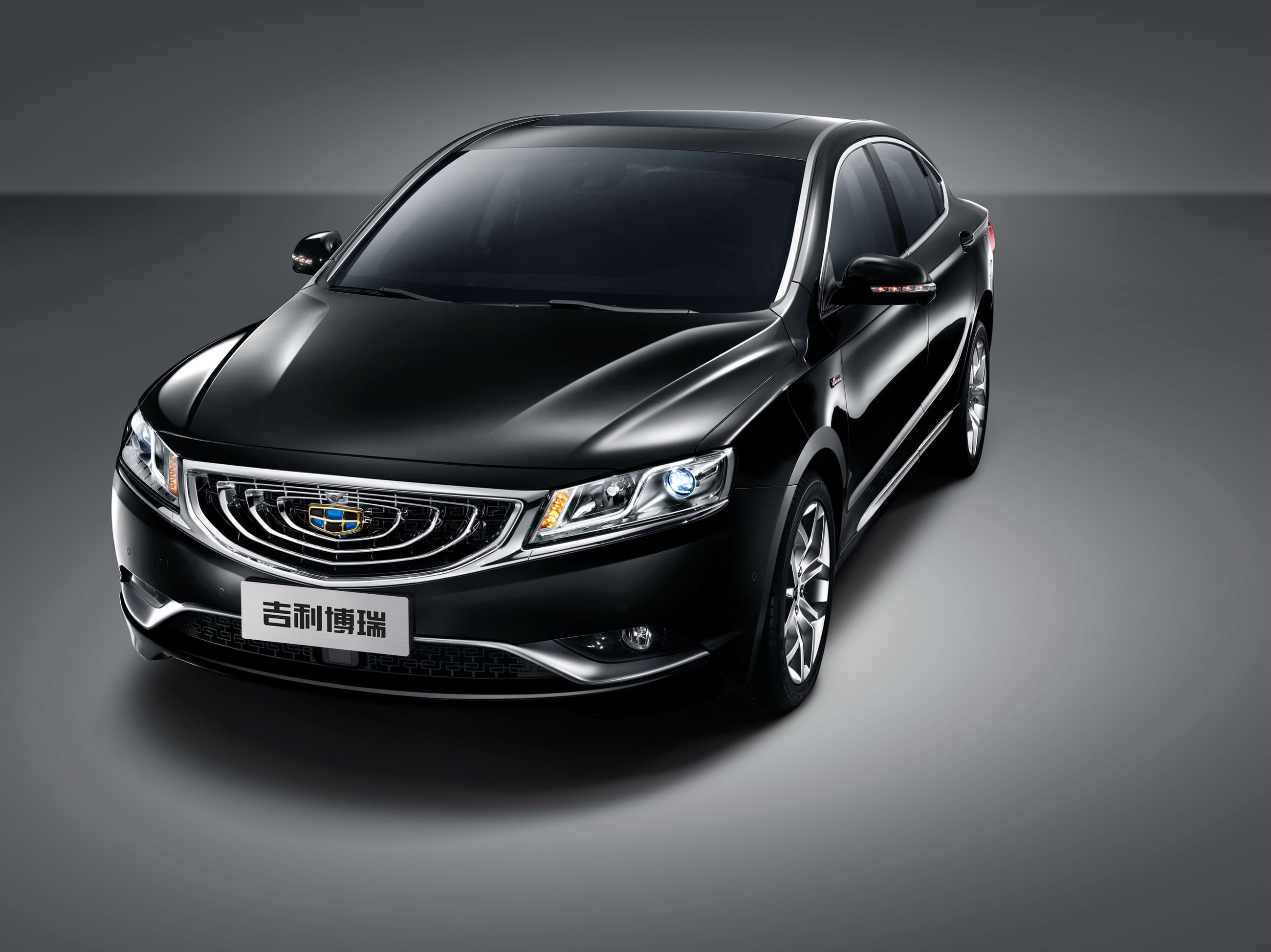 Geely GC9 HD pictures