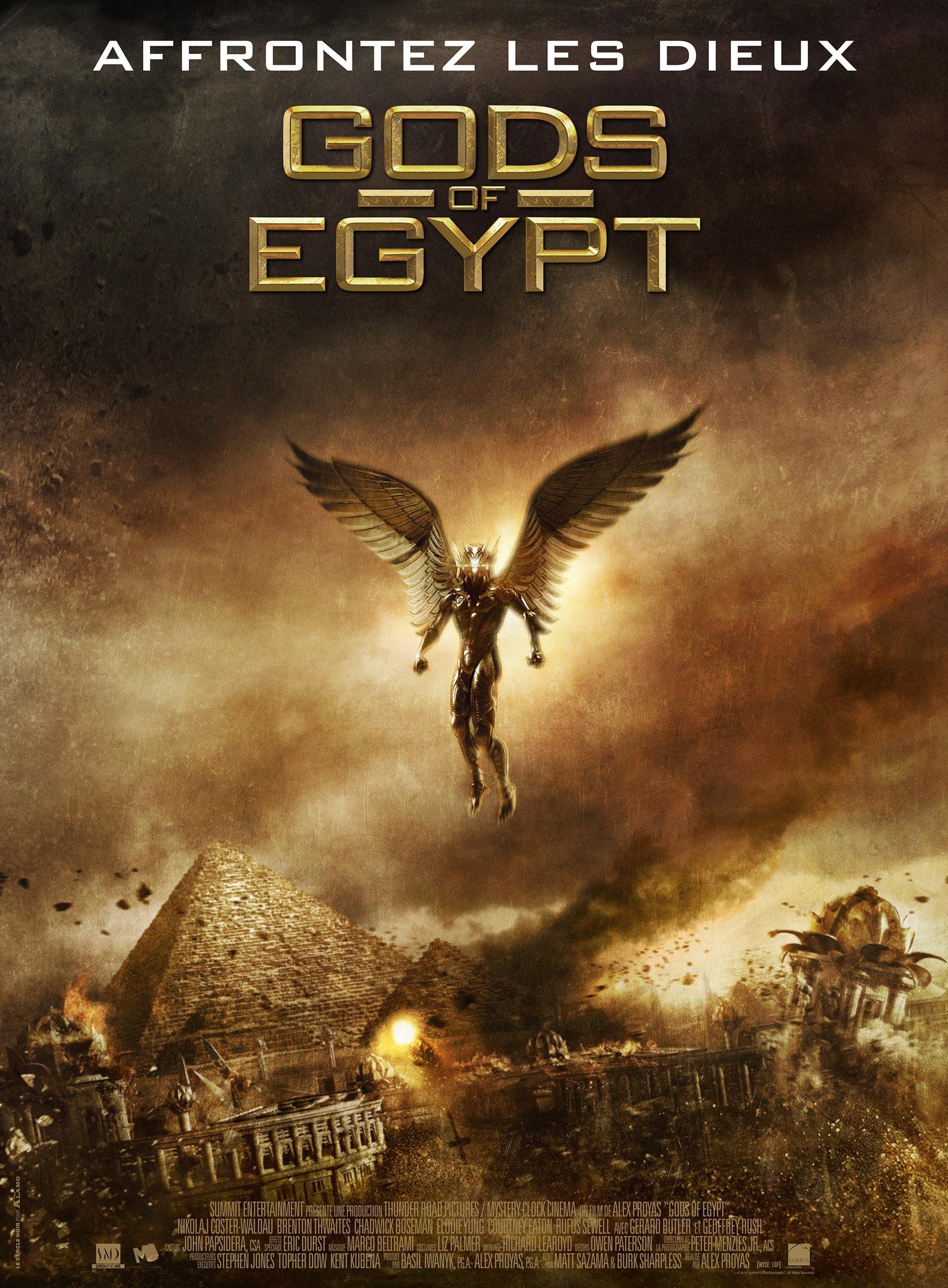 Gods of Egypt for mobile
