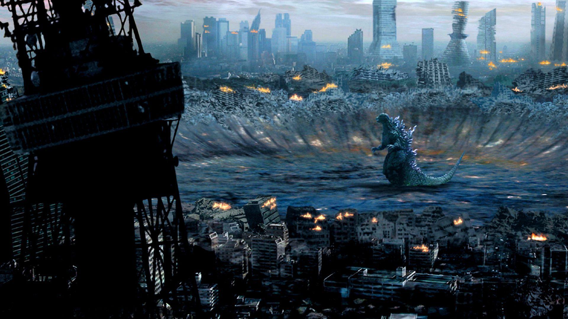 Godzilla 2014 HD pictures