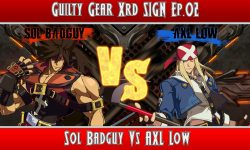 Guilty Gear: Axl Low HD pictures