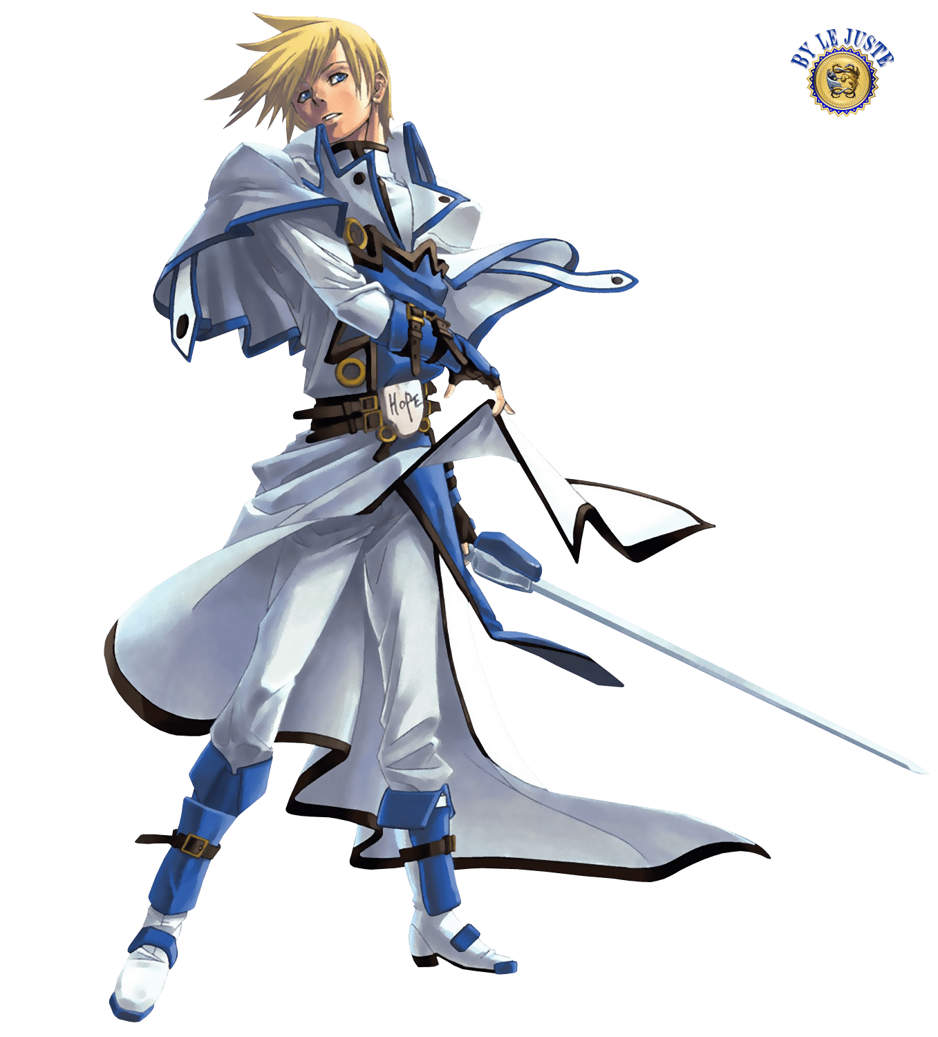 Guilty Gear: Ky Kiske HD pictures