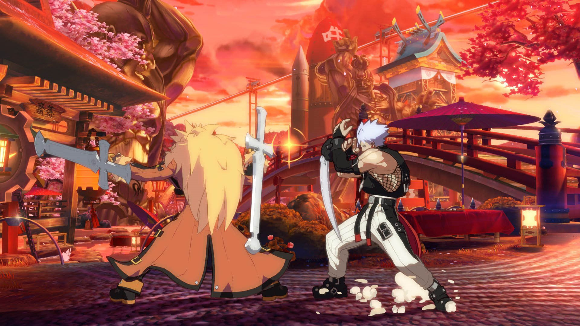 Guilty Gear: Leo Whitefang HD pictures
