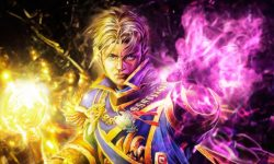 Hearthstone: Anduin Wrynn Desktop wallpapers