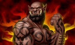 Hearthstone: Garrosh Hellscream Pictures