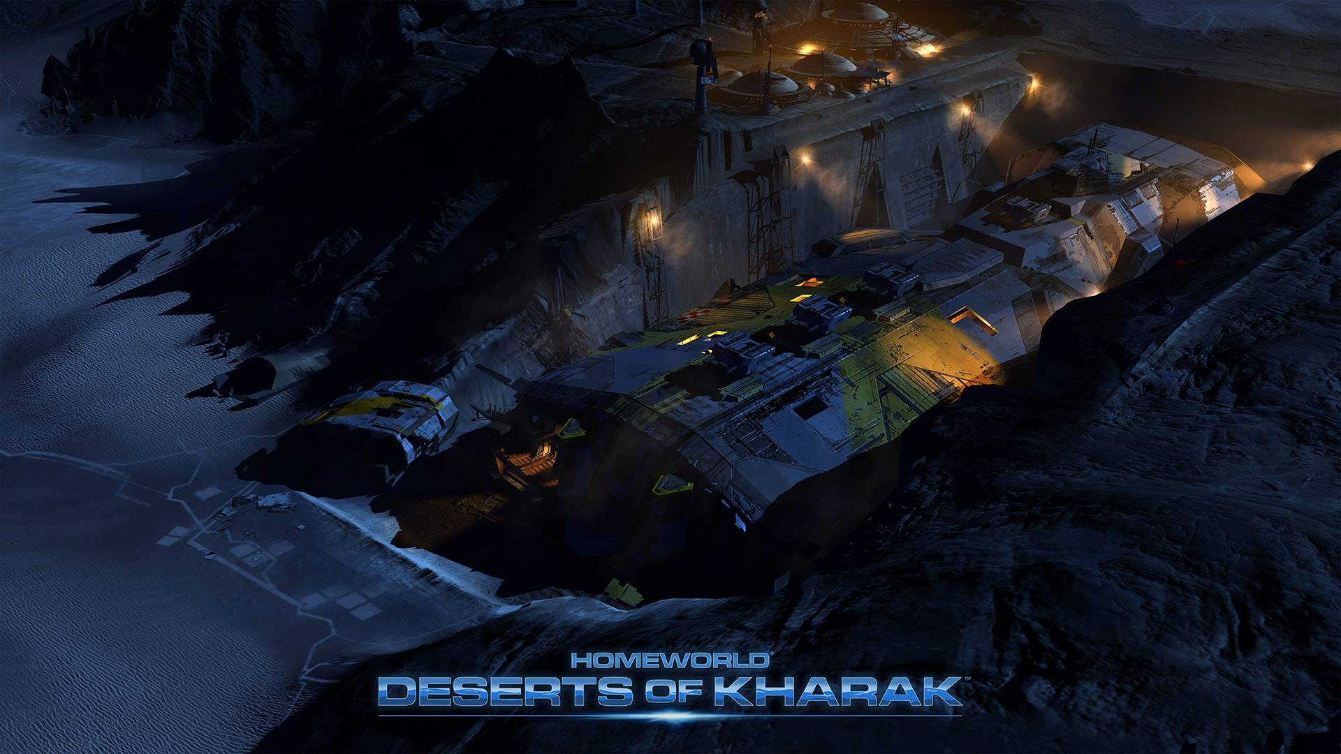 Homeworld: Deserts of Kharak HD pictures