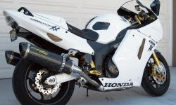 Honda Blackbird CBR1100XX HD pictures