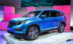 Honda Pilot 3 HD pictures