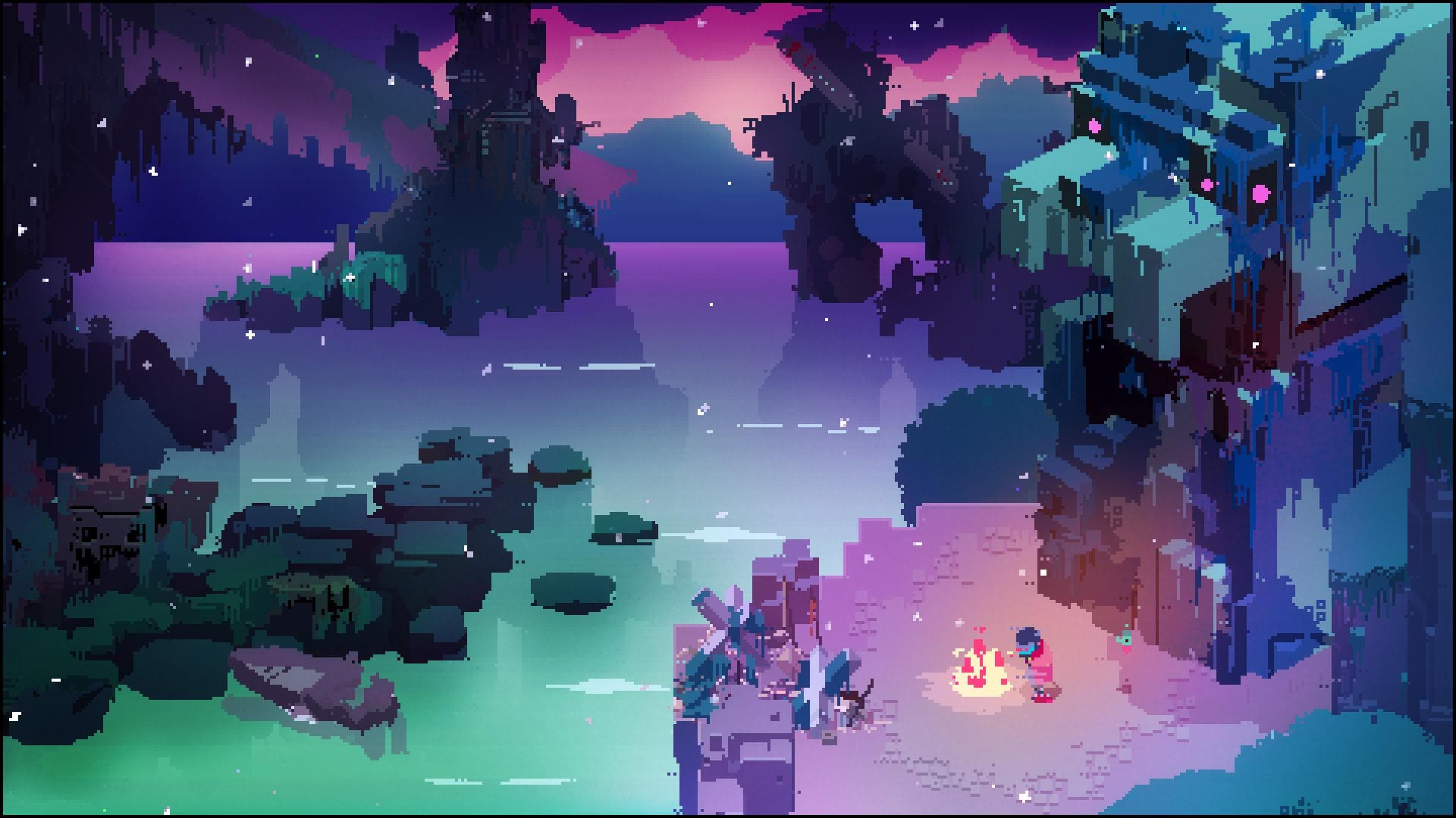 Hyper Light Drifter HD pictures