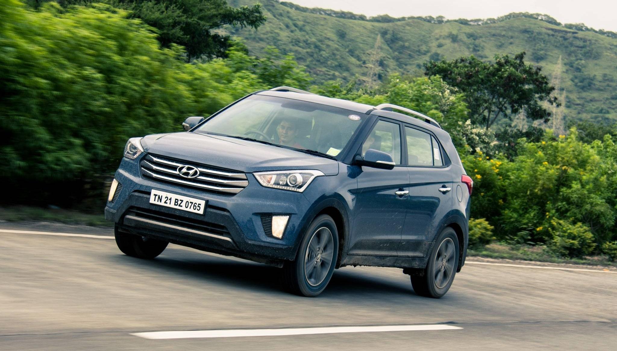 Hyundai Creta HD pictures