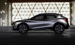 Infiniti QX30 HD pictures